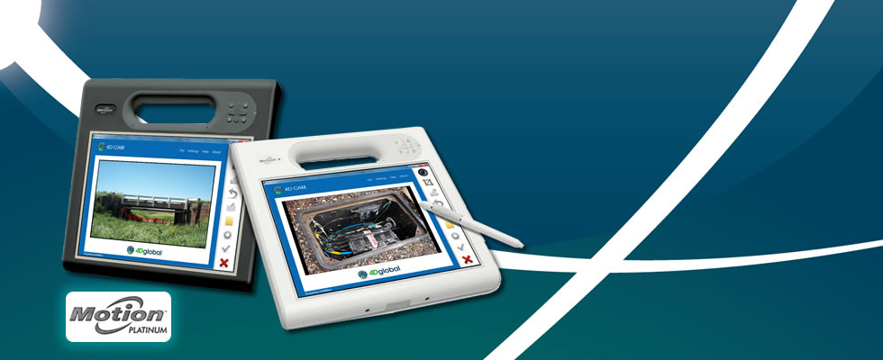 For a full range of Xplore Computing Tablets contact 4D Global